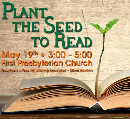 Plant the Seed to Read Event